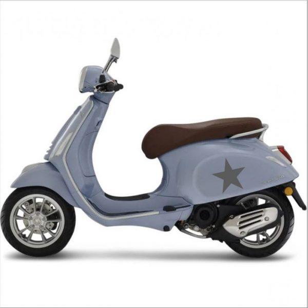 scooter ster sticker model 1