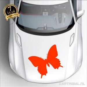 vlinder sticker model 1