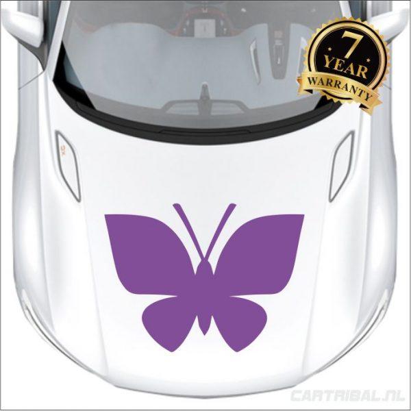 vlinder sticker model 5