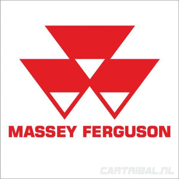 massey ferguson logo sticker