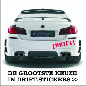 Drift stickers