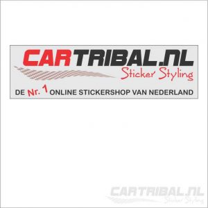 Gratis sticker