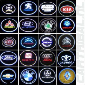 stickers per automerk
