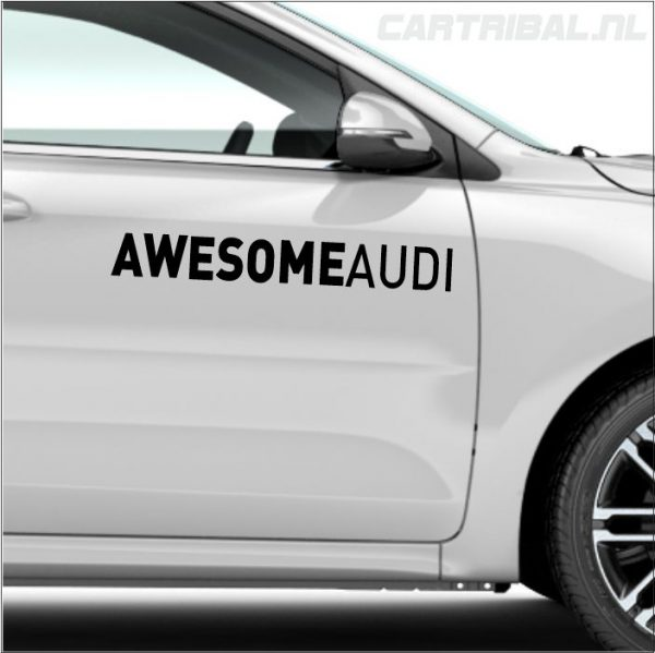 awesome audi 1