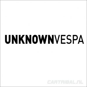 unknown vespa sticker 1